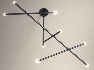 北欧吊灯, 吊灯, 金属, 北欧简约