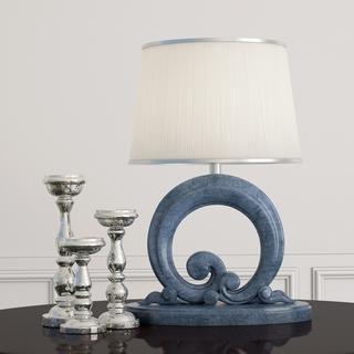 灯, 陶瓷, 台灯, 简欧