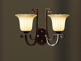 美式, 壁灯, 灯具
