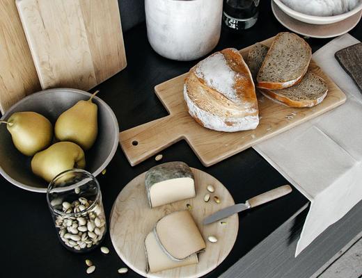 现代简约, 厨房用品, 食品