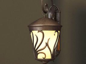 欧式, 壁灯, 灯具